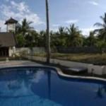 Swimming Pool, Baruna Villas, Gili Trawangan, lombok - Indonesia.