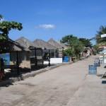 The Road, Baruna Villas, Gili Trawangan, lombok - Indonesia.