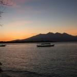 Beach View, Baruna Villas, Gili Trawangan, lombok - Indonesia.