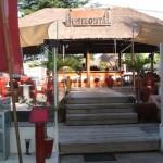 Horizontal Bar, Baruna Villas, Gili Trawangan, lombok - Indonesia.