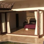 Double Bedroom, Baruna Villas, Gili Trawangan, lombok - Indonesia.
