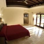 Master Bedroom, Baruna Villas, Gili Trawangan, lombok - Indonesia.